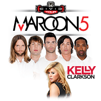 Maroon 5 | Share and Enter for a Chance to Win